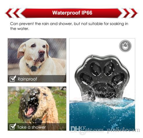 3G GPS Tracker RF-V40 Waterproof for Elders Kids Dog Cat pets Low battery alarm
