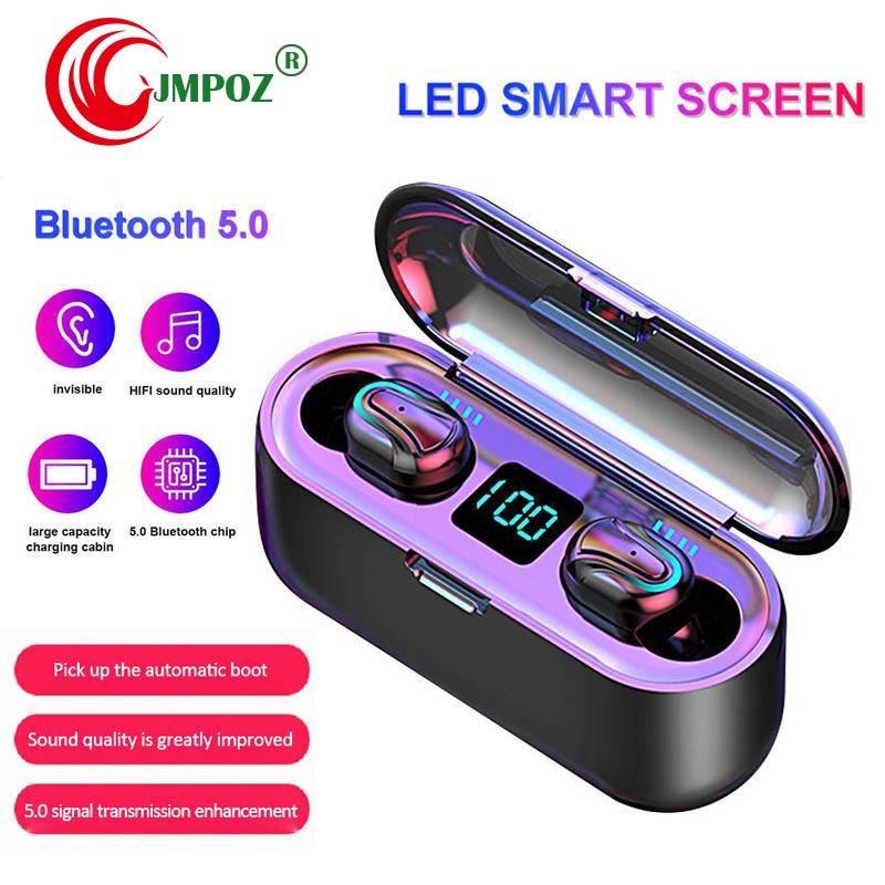 1 PCS Q32-1 TWS наушники 5,0 стерео беспроводные наушники Bluetooth наушники Водонепроницаемый Bluetooth гарнитура Двойной микрофон для мобильного телефона
