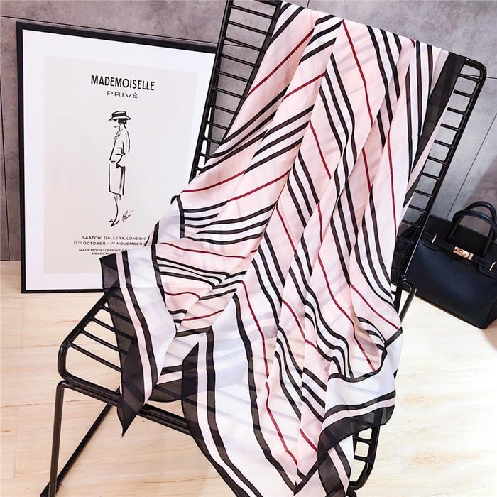 3698Summer Seide Schal für Damen Marken Entwurfmens warmen Plaid Schal Mode Damen imitieren Kaschmir-Wolle Schals freies Verschiffen 180x90cm
