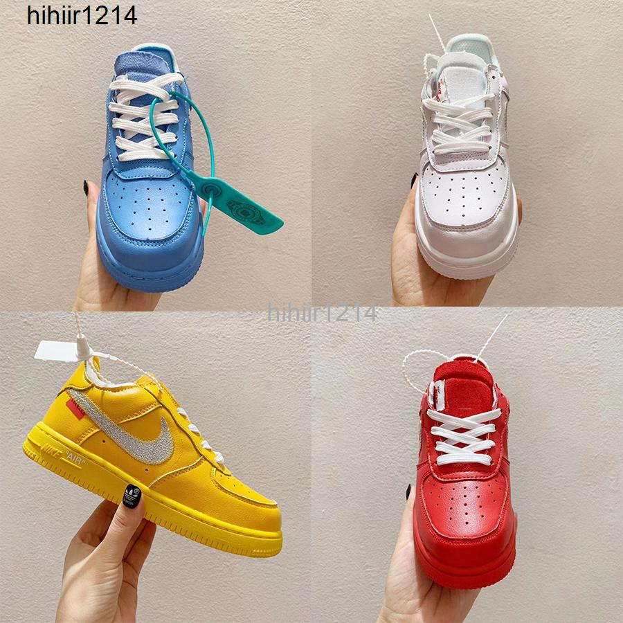 Fashion Children Air Force 1 Volt Low