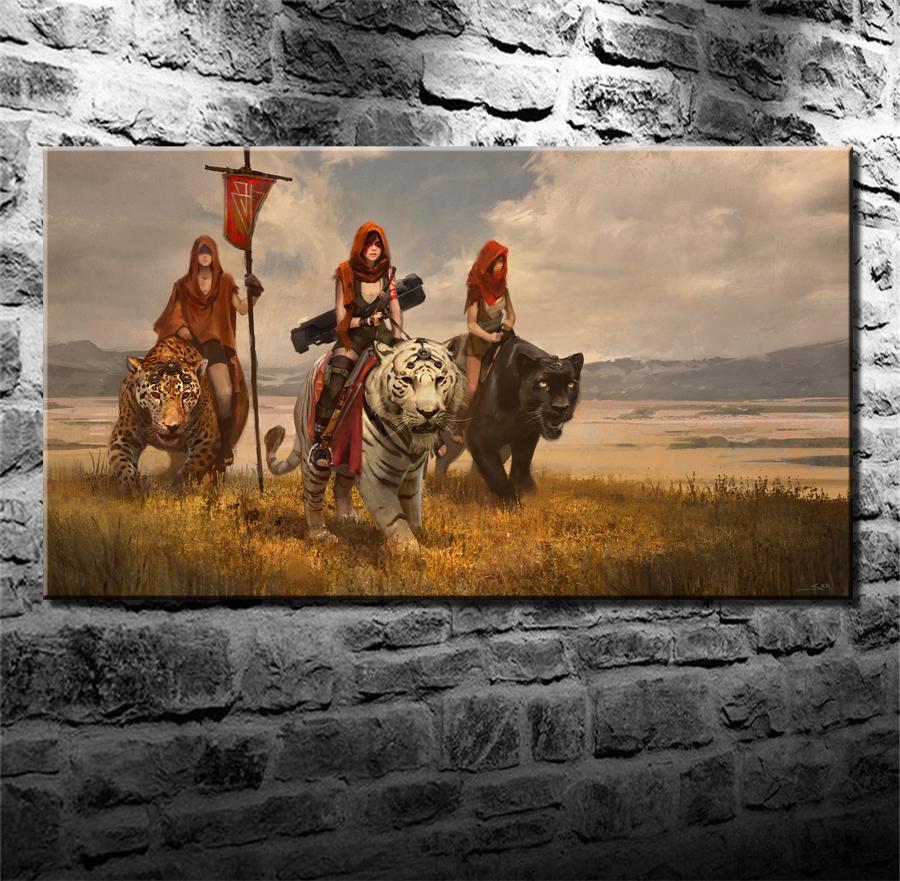 Compre Ark Survival Evolved Concept Art 1 Hd Canvas Printing New Home Decoration Art Painting Unframed Framed De Dhqicai05 49 12 Pt Dhgate Com