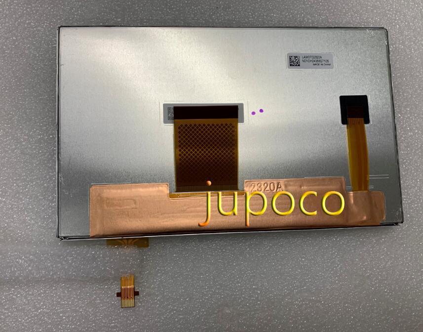 LIVRAISON GRATUITE originale 7inch LAM0702320A uniquement Digitizer écran tactile pour les modules LCD de navigation GPS DVD voiture