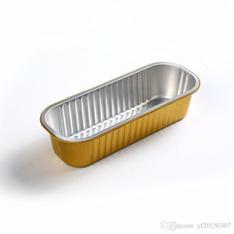 Food Bowl Lunch Toast Container Ice-cream Mold Aluminum Foil Bakeware Pan Fruit Cheese Boxes
