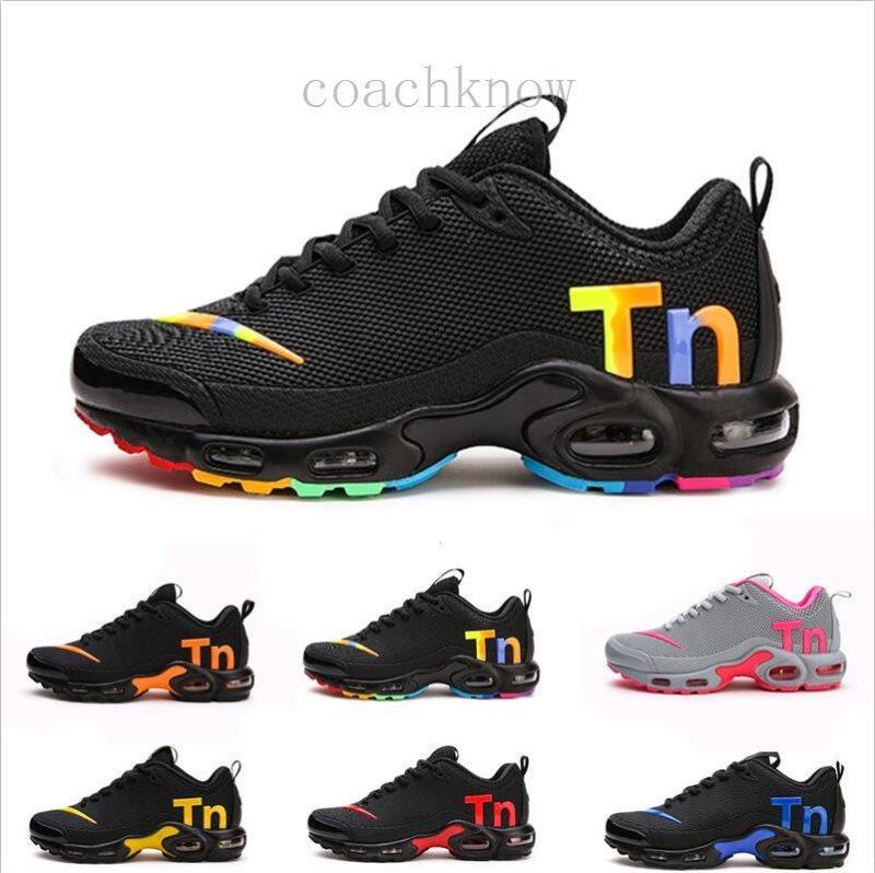 nike airmax air max 2019 TN Mercurial kpu 2019 zapatos de los hombres Zapatillas TN Chaussures Homme diseñadores zapatillas baloncesto de los hombres más nuevos para hombre