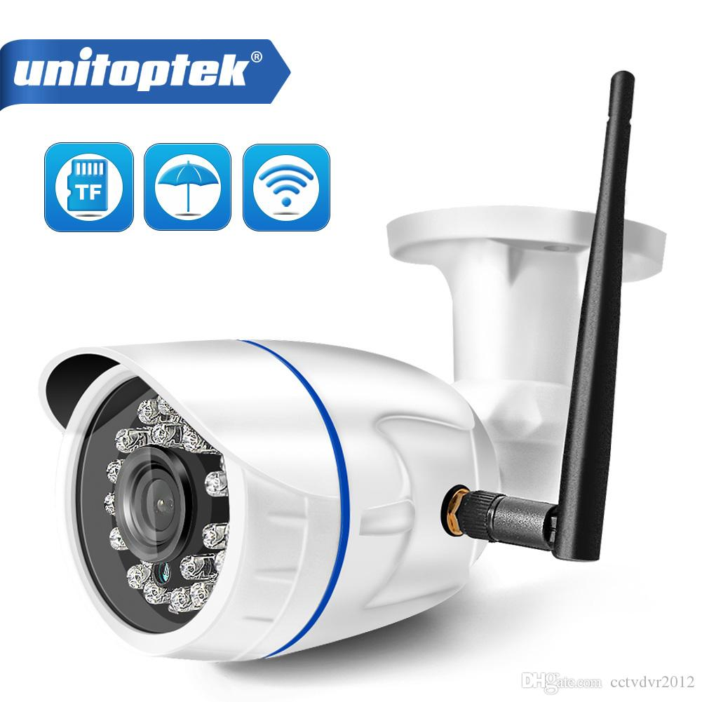 Wireless WIFI IP Camera 1080P TF Network Cam CCTV In//Outdoor Security IR Night
