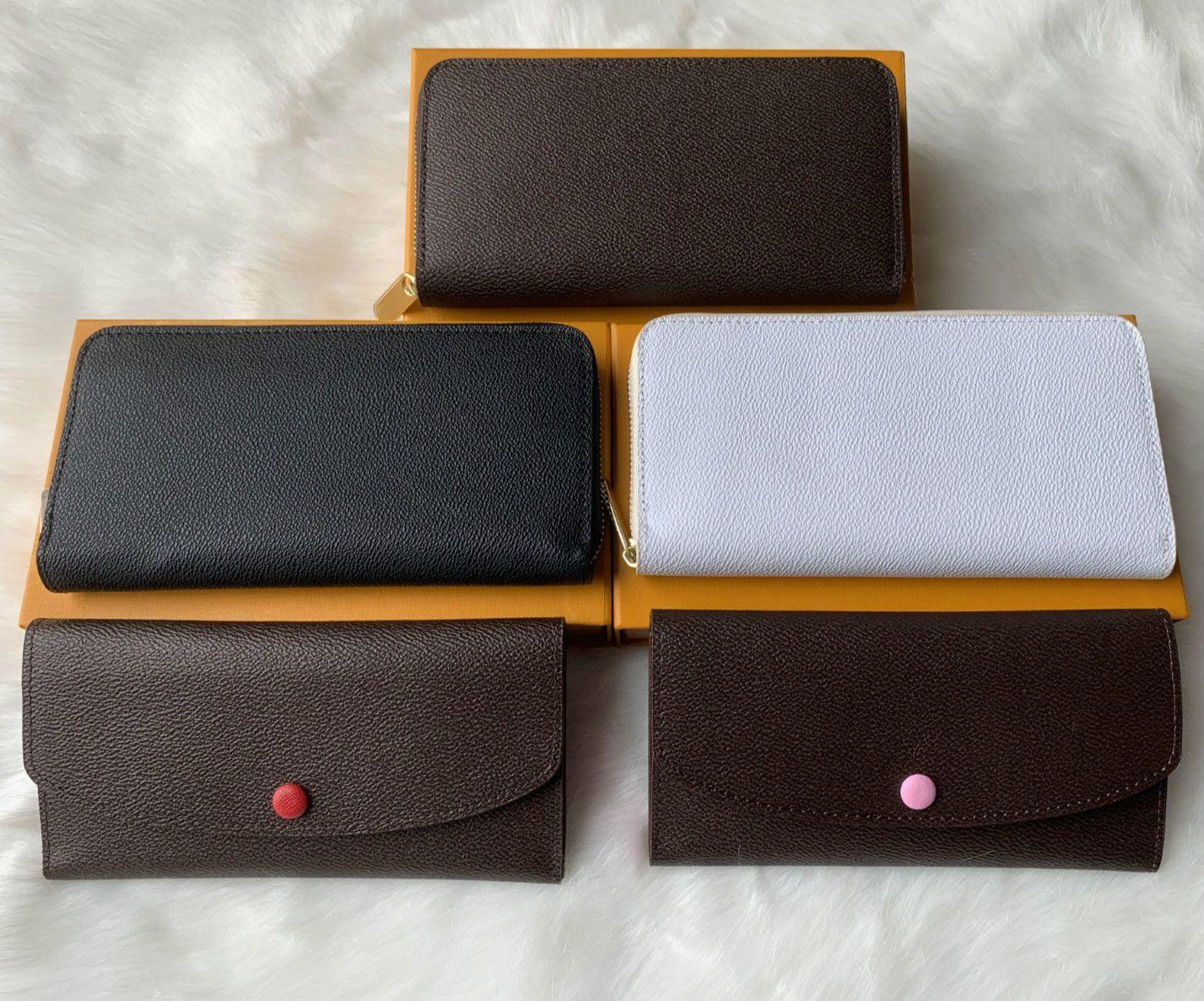 ZIPPY محفظة VERTICAL أكثر طريقة أنيقة لتحملها المال، وبطاقات والعملات الشهير الرجال تصميم محفظة جلدية حامل البطاقة تجارية طويلة
