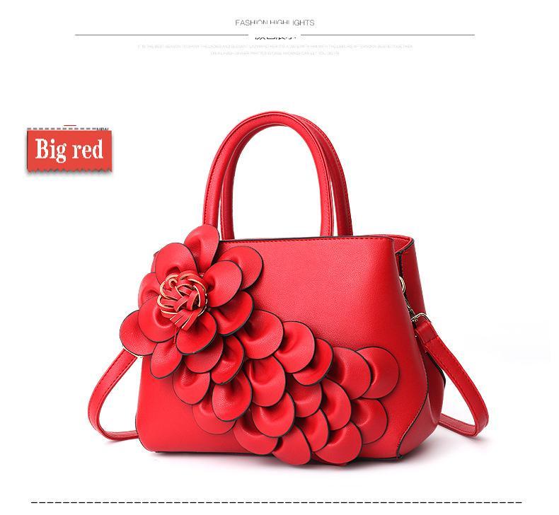 Kadın çantası mizaç 2019 yeni Kore versiyonu çanta moda çanta Messenger çanta