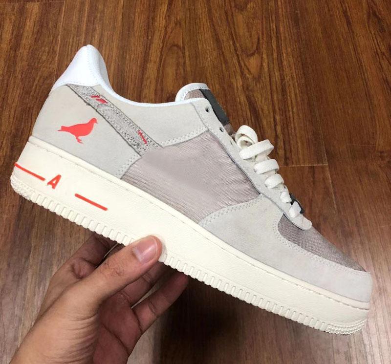 2020 скидка новый дизайн Штапель x SBTG для мужчин женщин вырезать низкий скейтбординг обувь кожаные коньки обувь размер EUR36-45