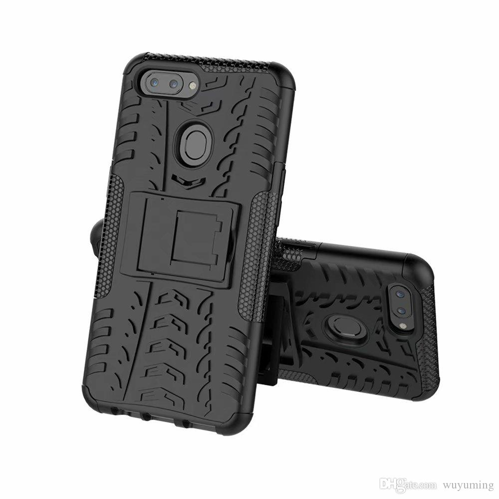 6.2 inch For OPPO Realme 2 Case Heavy Duty Armor Shockproof Hybrid Hard Soft Silicone Rugged Rubber Phone Case Cover