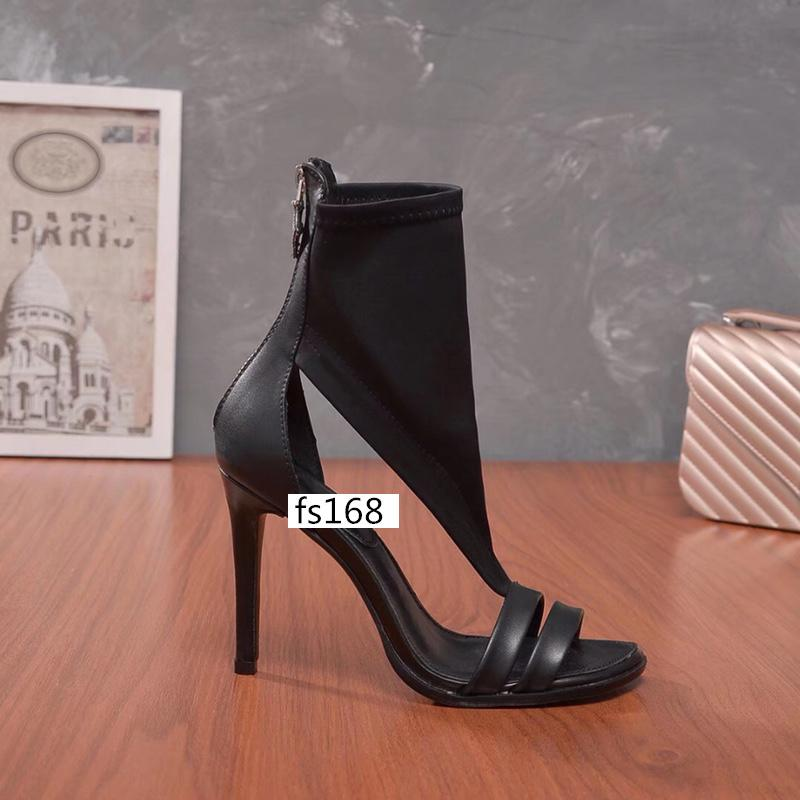 TOP Styles 10cm Absatz-Schuh-rote schwarze Farbe echtes Leder-Punkt-Zehe-Größe 39