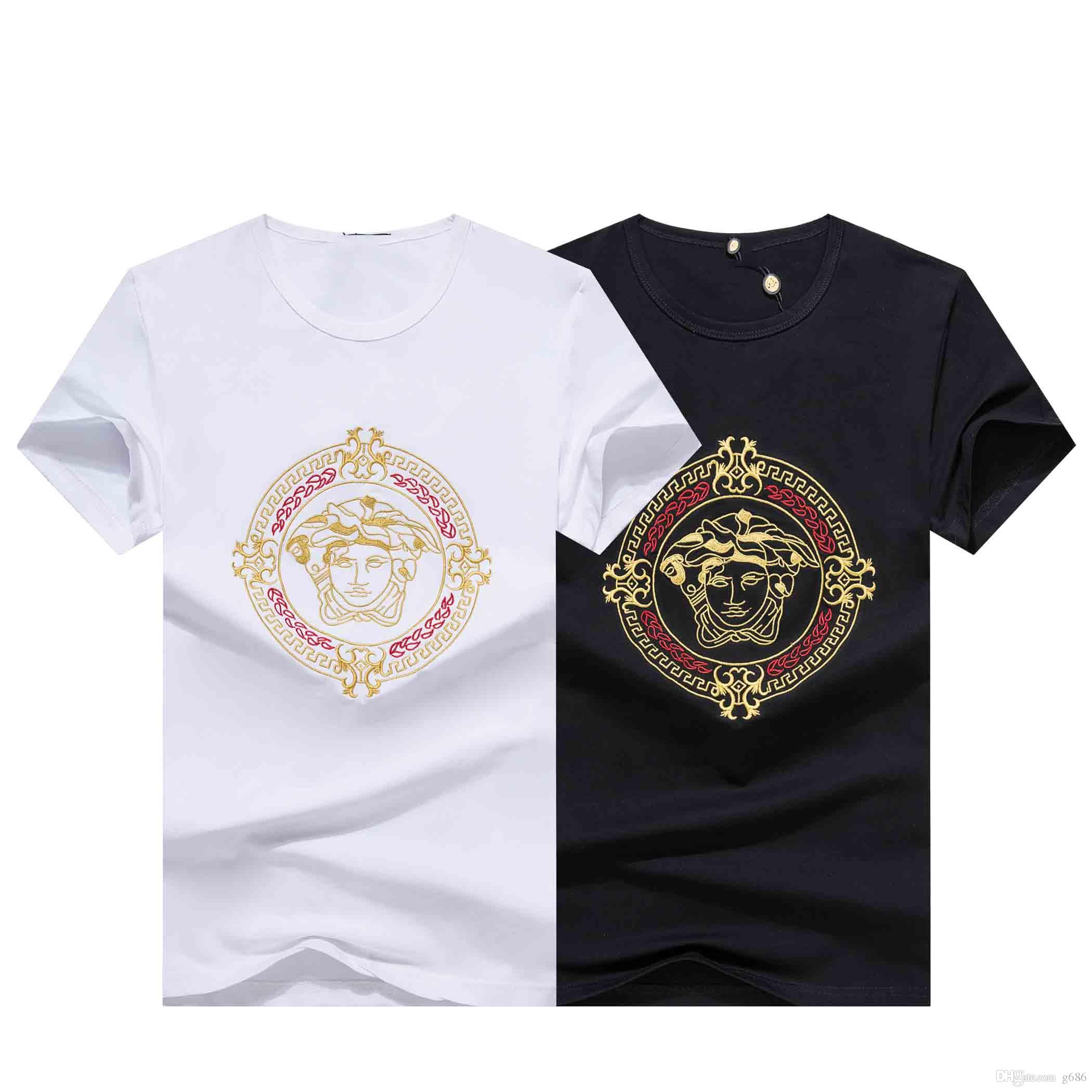 2020SS Herren Designer-T-Shirts Multiple Veränderbare Augen Druck Large Size Cotton Fashion Trend Breathable Art-T-Shirts