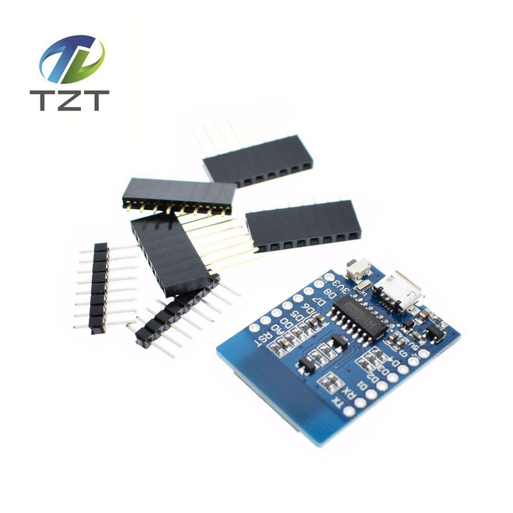 D1 Mini NodeMcu 4M bytes Lua WIFI Development Boards ESP8266 by WeMos RT