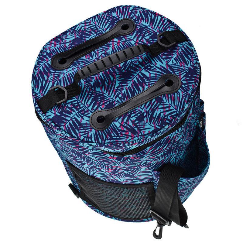 Fios Organizador Crochet bolsas de lona Crochet Knitting Acessório Esvaziar fio Storage Bag camisola agulha de lã Costura Ferramentas de acessórios