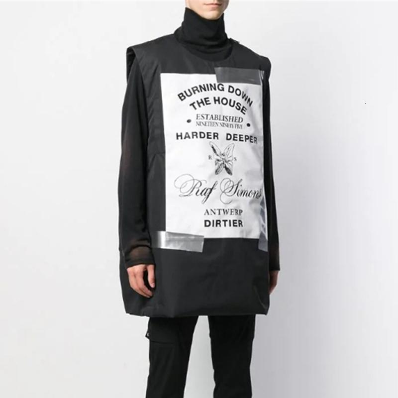 Fashion- SIMONS Ski Windproof Jacket VEST Street Winter Outdoor Sleeveless Pullover Cotton Jackets Fashion Warm Vest Outwear HFYMJK278