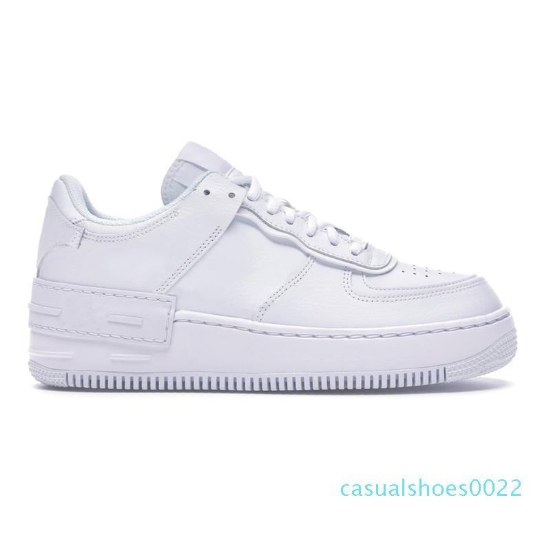 2020 Erkek kadın Platformu moda spor ayakkabısı Gölge Soluk Fildişi siyah beyaz Volt sihirli TOPLAM PORTAKAL Buğday spor ayakkabısı C22 flamingo