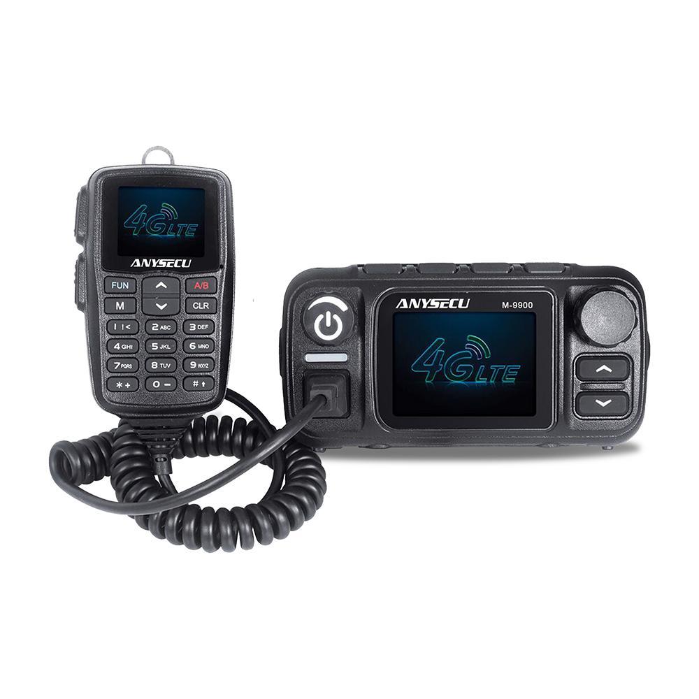 Anysecu M-9900 يتحملها طويل المدى مع GPS وظيفة هام شبكة راديو Mouted سيارة 2 بطاقة SIM