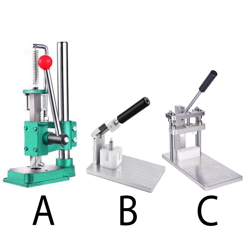 Máquina de la prensa para M6T celular Vape cartuchos portátil manual Compresor manualmente prensatelas de la máquina 510 de Vape pluma M6T atomizador Presser