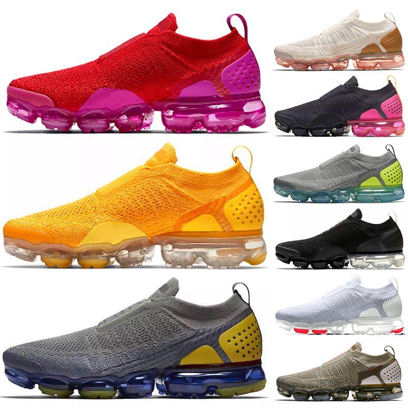 Lo dudo personalizado enviar  Nike Air Max Vapormax FLYKNIT Moc 2 Zapatos SE Sin Cordones Para ...