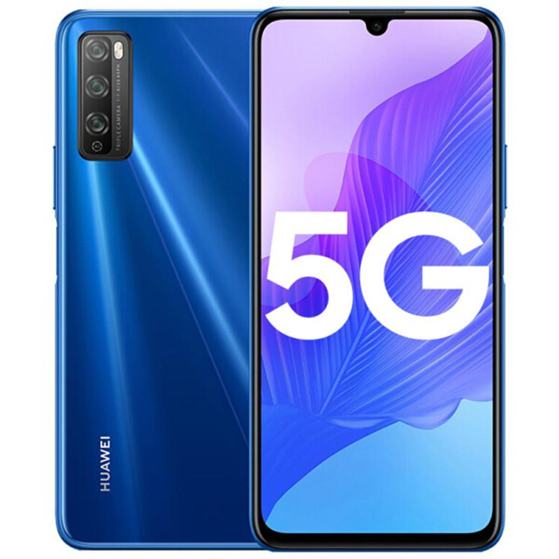 "Original Huawei Enjoy 20 Pro 5G Mobile Phone 8GB RAM 128GB ROM MTK 800 Octa Core Android 6.5"" Full Screen 48.0MP Fingerprint ID Cell Phone"