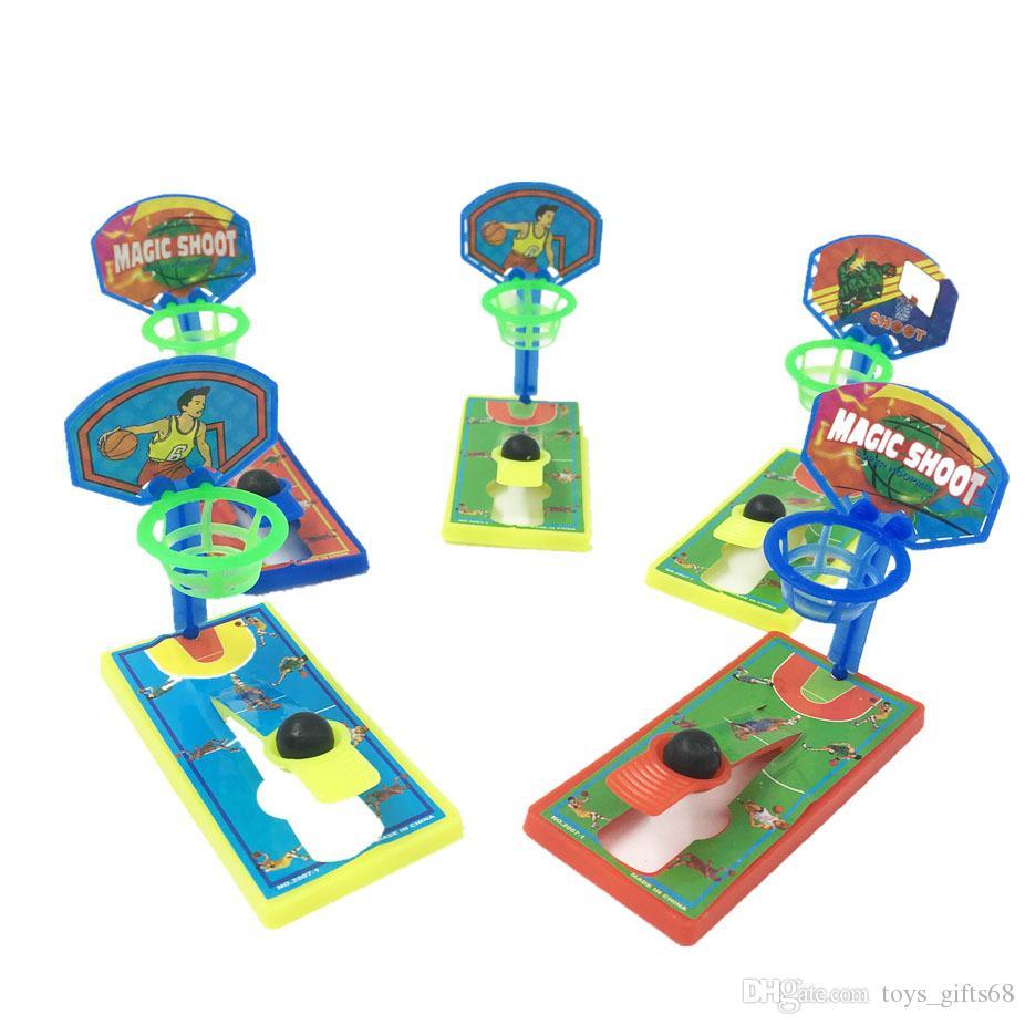 Genitore-bambino giocattolo interattivo dito eiezione creativa mini tiro gioco console Gioco desktop regalo educativo per bambini