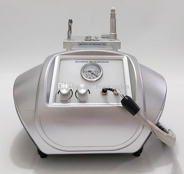 Portable crystal demrabrasion diamond peel microdermabrasion deep cleaning machine for sale