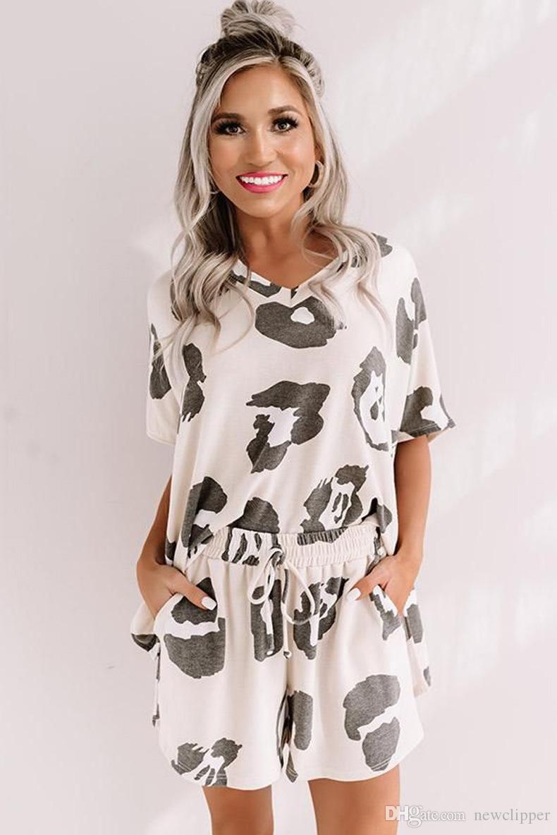DHL Free For Pijama Tiedye Mulher Crew Neck Tie Dye Pajama curta Define Hippie Tie Dye Shirts Prism azuis nova popular? Newclipper TvtFh
