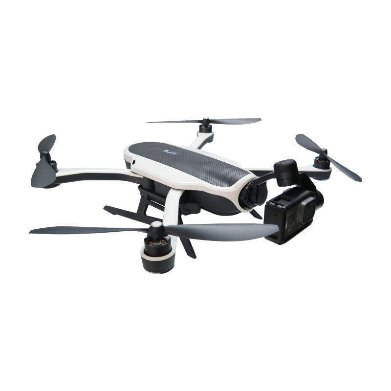 GoPro Карма Drone - черный / белый W / батарея / зарядное устройство / Пульт дистанционного управления / 4 пропеллеров ** NO CAMERA