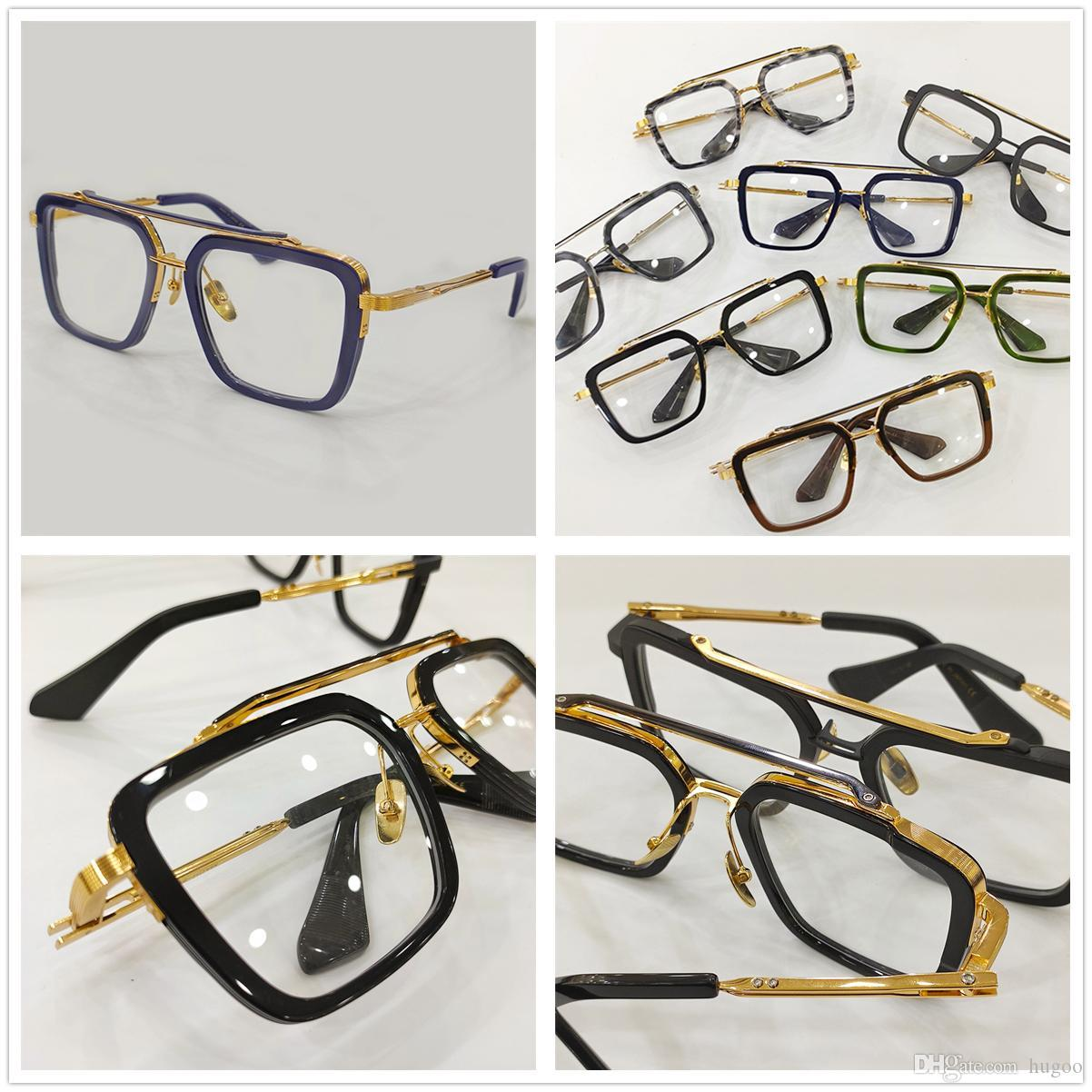 Mens Fashion Steampunk Eye Transparent Glasses Clear Vintage Glass Eyeglasses Myopia Presbyopia Prescription Optical Spectacle Frames MACH7