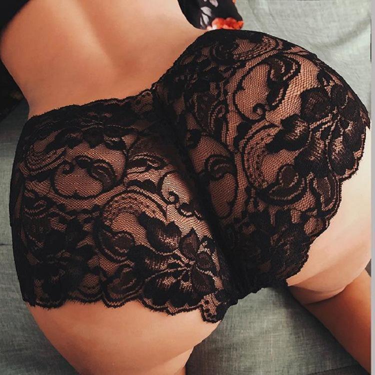 Sexy Стринги высокой талией Стринги Brief Sexy Трусы Lace Transparent Трусы Сексуальное нижнее белье Эротическое белье Женские