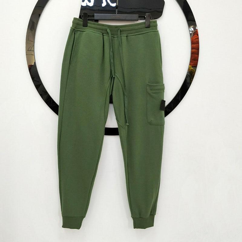 Mens Stylist Traccia mutanda casuale di stile Hoe Vendere Mens Camouflage Pantaloni Pantaloni Pantaloni sportivi Cargo Pant pantaloni elastico in vita Harem Men