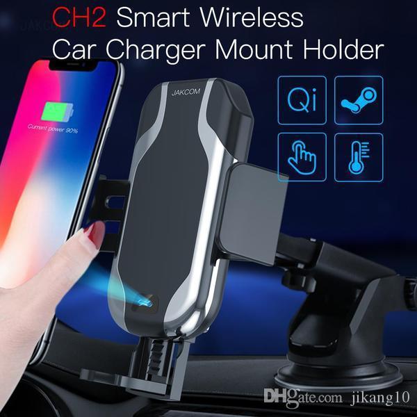 JAKCOM CH2 Suporte de Montagem para Carregador de Carro Sem Fio Inteligente Venda Quente em Suportes de Telefone Celular como acessórios popgrip