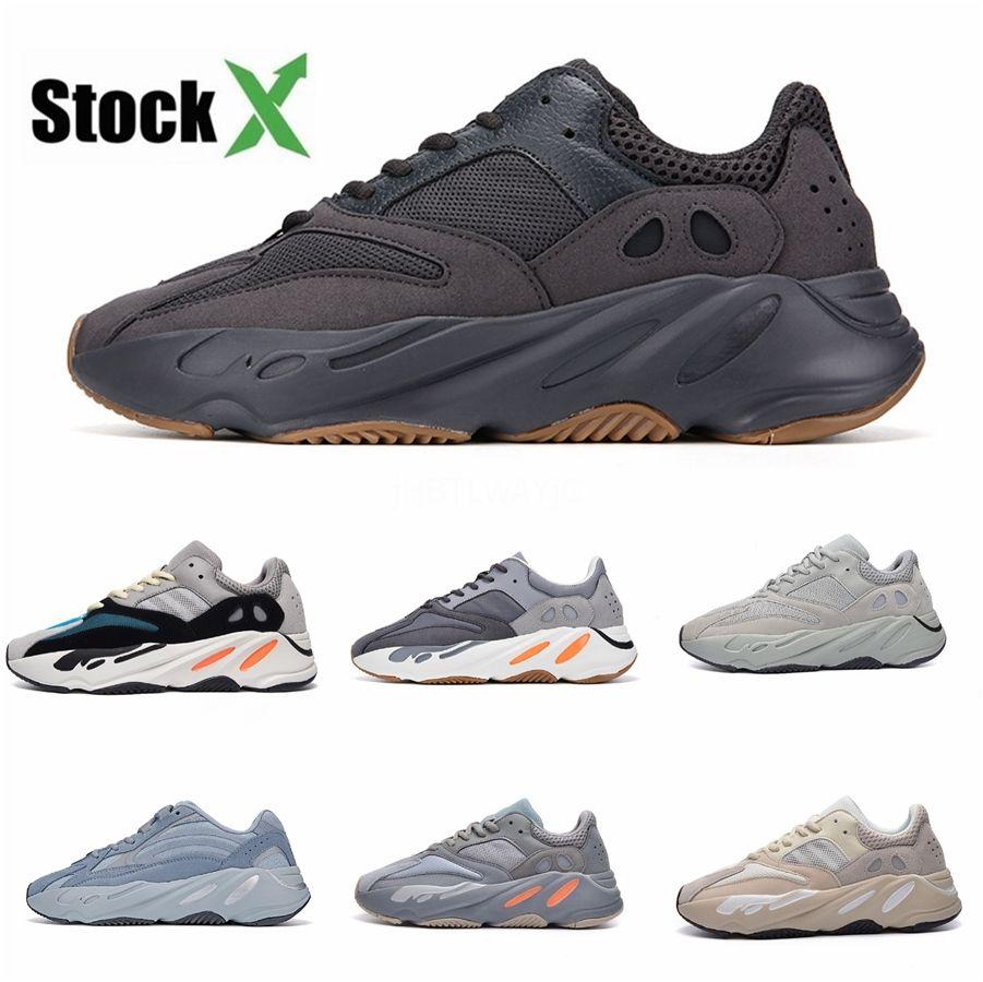 700 Wave Runner Mauve Inertia Running Shoes For Mens Kanye West 700 Women Sports A Tephra Solid Grey Utility Black Vanta Shoes 5 #DSK216