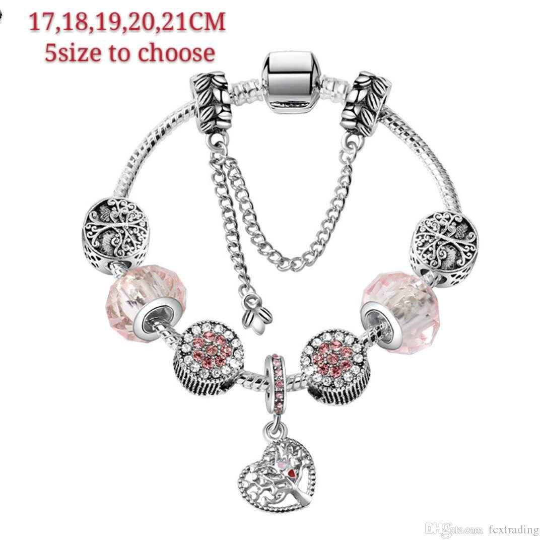 CHANGEABLE 925 Sterling Silver Charms for Charms Bracelet
