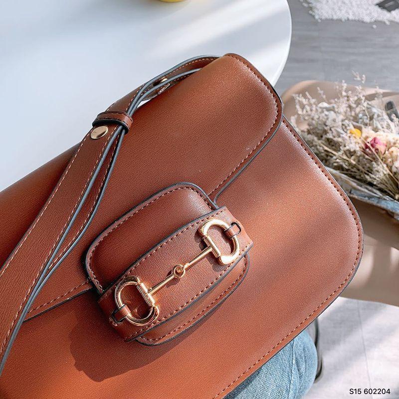 Inserção de sela retrô fivela de couro genuíno sacos de mensageiro flap saco crossbody saco cinta bolsa de ombro bolsa