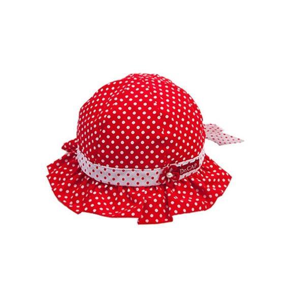 Sweet Heart Дети Малыши ребёнки ВС Hat горошек Цветочный Bucket Cap Bowknot Pearl хлопок Baby Hat