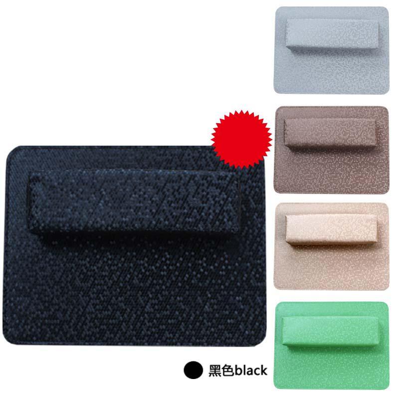Neue mat pad faltbare waschbar salon maniküre nail art ausrüstung handauflagen kissen hand halter kissen pu-leder tisch