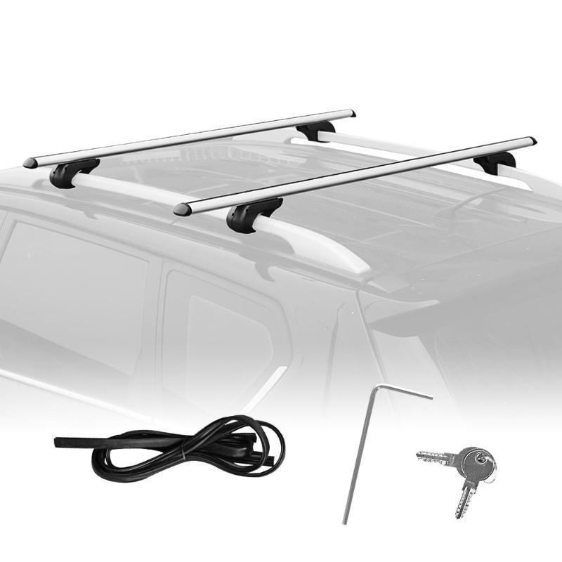 Universale 135CM Tetto Rack Croce Bars barre trasversali 75kg 150kg Per Great Wall Hover HAVAL H9 h2 h3 h4 h5 h6 H7