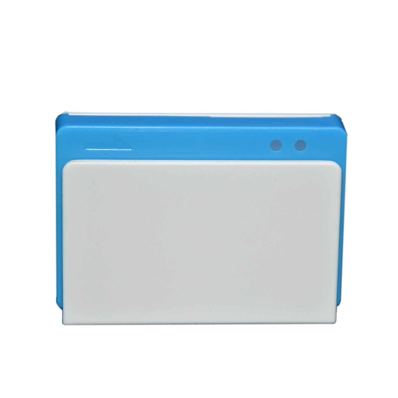 3 em 1 NFC móvel Android EMV Bluetooth SOMP Terminal con lector de tarjetas MPR110