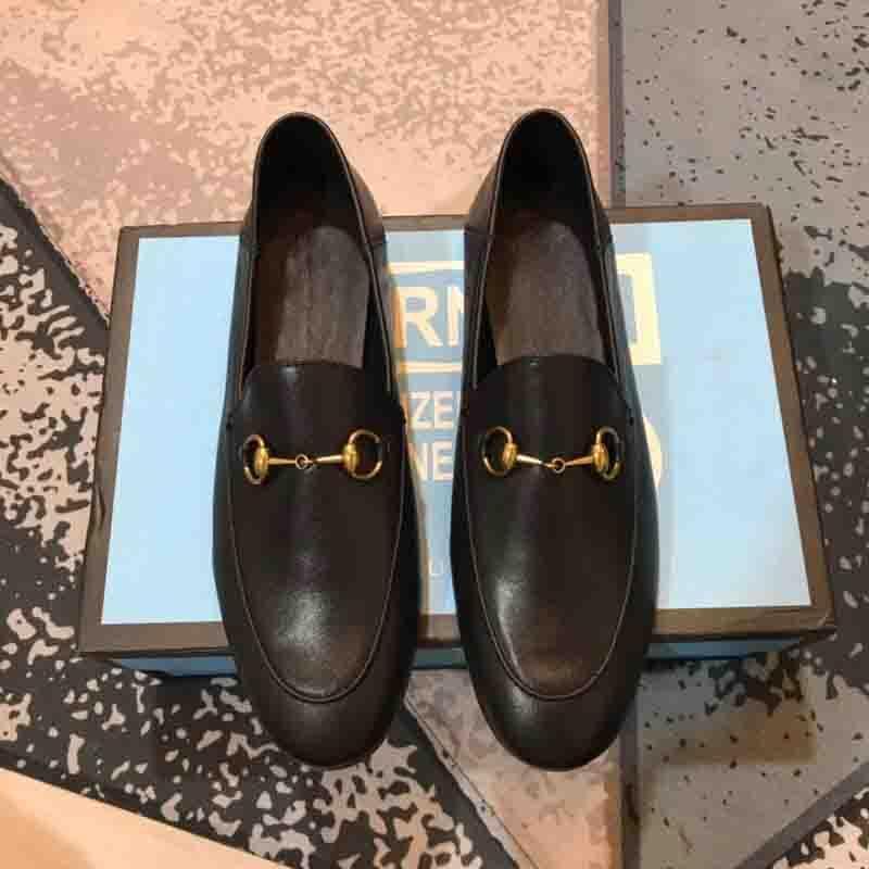 Mocassino di lusso 2020 delle donne di alta qualità, scarpe mocassini di pelle di alta moda, scarpe casual donne del progettista, scarpe mocassini firmati lll