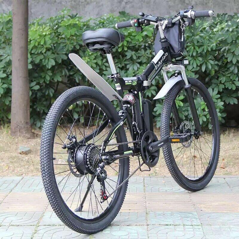 NUEVA 500w 48v bicicleta eléctrica 26