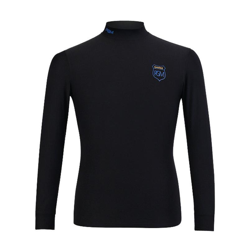 Rengi Siyah Beyaz Gri Boyut M-XXL ile erkek Golf atletsiz için 2018 PGM Golf Jersey Sıcak İnce Yüksek Elastik Anti-statik Bluz