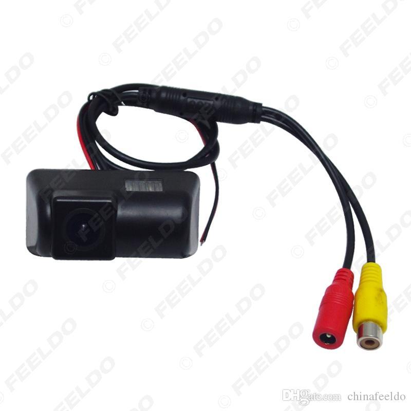 포드 환승 연결 밴 역방향 주차 카메라 # 4102에 대한 LEEWA 방수 특수 후면보기 자동차 카메라