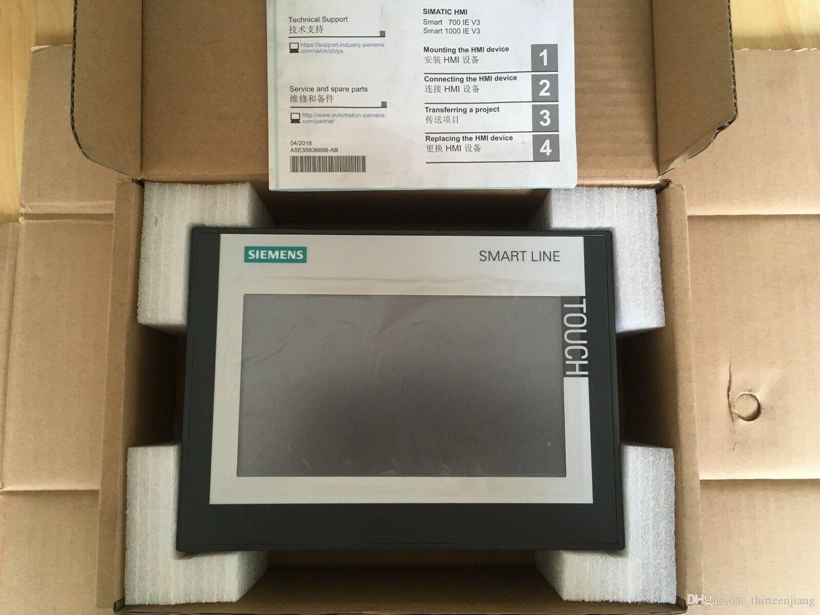 1PC Siemens SIMATIC HMI SMART 700 IE 6AV6 648-0CC11-3AX0 6AV6648-0CC11-3AX0