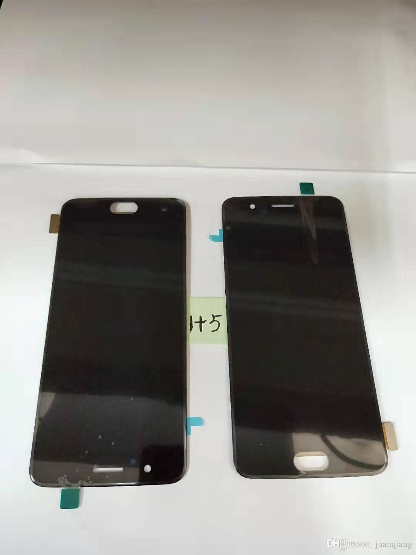 5.5 بوصة لون بلس 5 LCD شاشة عرض تعمل باللمس استبدال محول الأرقام الجمعية العامة للواحد زائد خمسة A5000 شاشات الكريستال السائل 6GB 8GB RAM