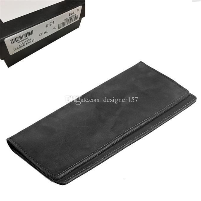 кошельки сложить бумажник дизайнер кошельки сцепления кошелек роскошные сумки кошельки Кошельки Мужские бумажник кожаный дизайнер кошелек держатель карты с коробкой