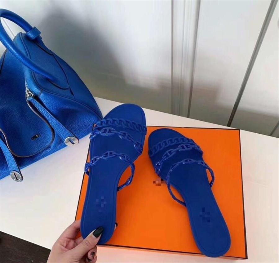 Moda 2020 della caviglia delle donne Estate Strrap pantofole piattaforma quadrata Tacchi alti Stampa festa di nozze signore sexy Scarpe Zapatos De Mujer 03D # 602