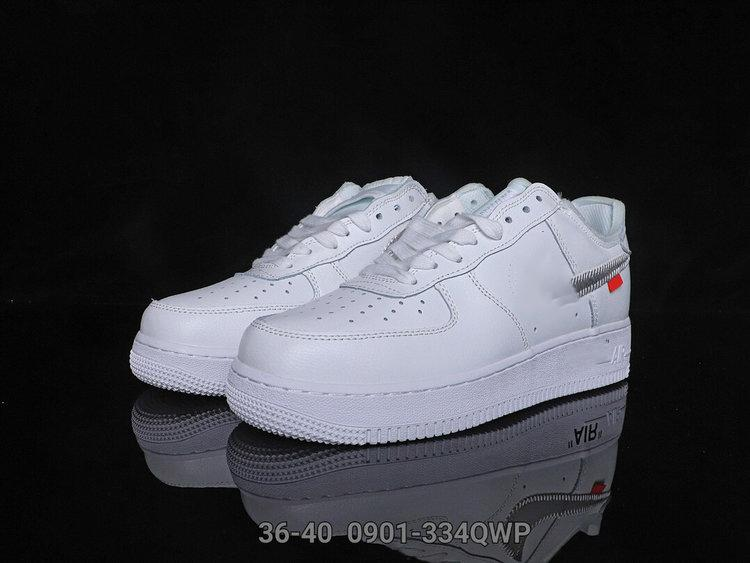 air force 1 donna suola bassa