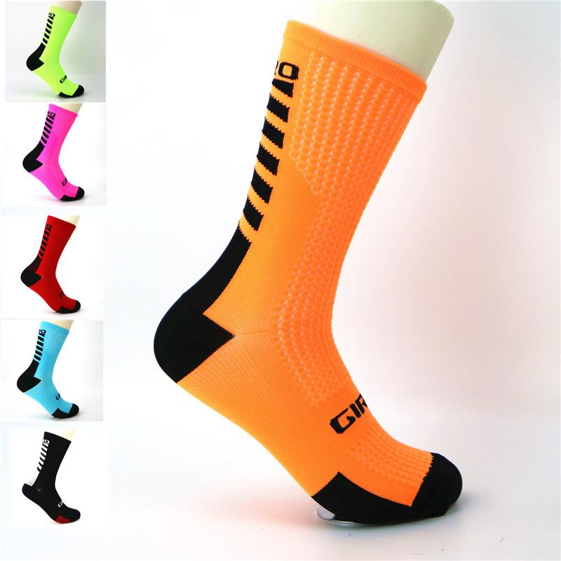 Men Women Socks Bike Bicycle Breathable Summer Road Sports Mtb Pois Cycling Socks