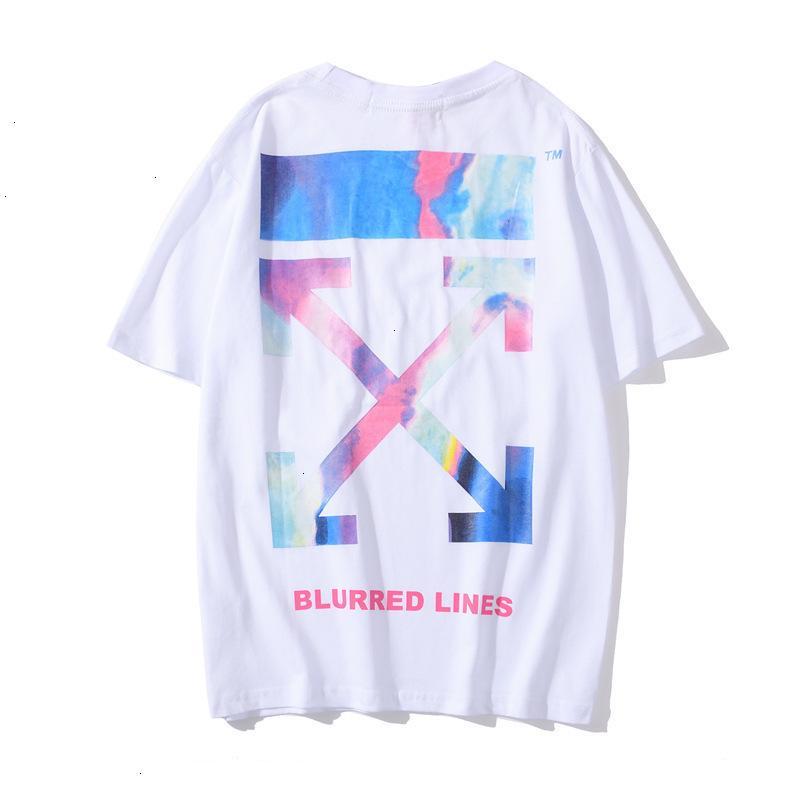 i_lucky03high качества летней моды футболки 2020 мужчин с короткими рукавами комфортно случайно шею футболку моды одежды 1O6GXTZK TX5GH29W