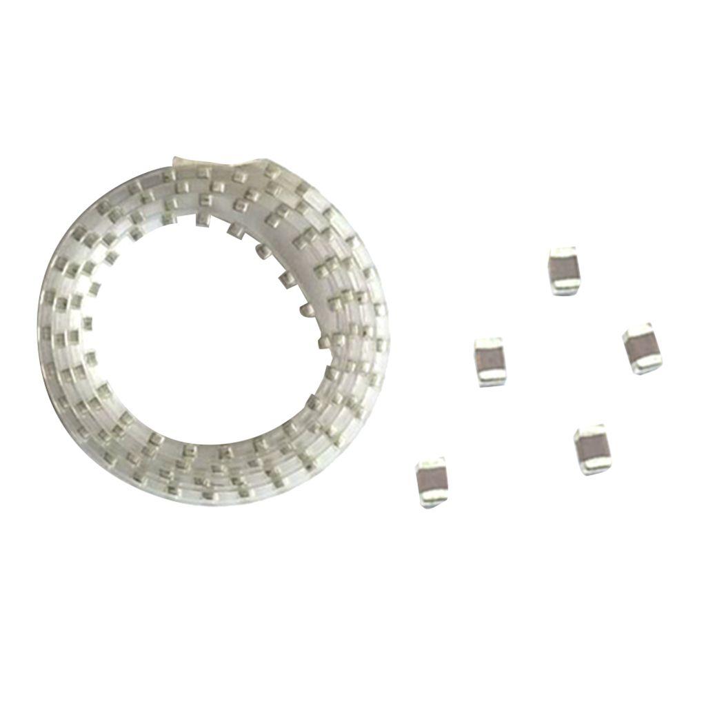 100pcs SMD-0805 Ceramic Chip condensatore 474PF 0.47uF 25V 10% Piccolo componente Per prodotti elettronici di manutenzione
